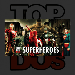 Top Super Heroes Ever